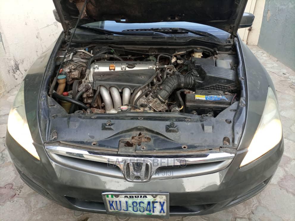 Archive: Honda Accord 2006 Sedan LX 3.0 V6 Automatic Gray