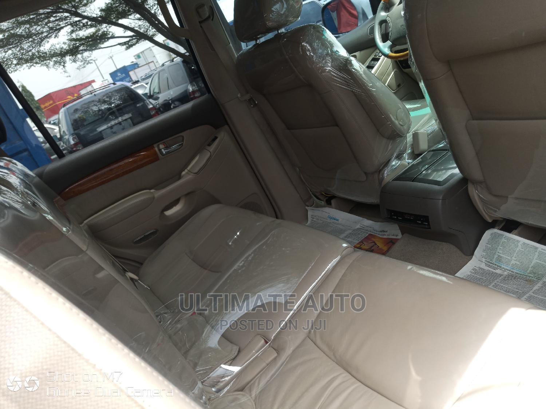 Archive: Lexus GX 2007 470 Silver
