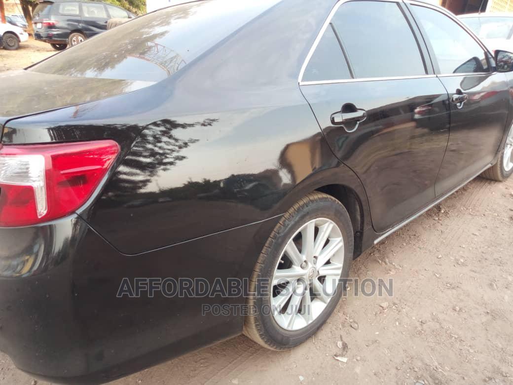 Toyota Camry 2013 Black   Cars for sale in Ibadan, Oyo State, Nigeria