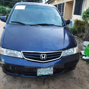 Honda Odyssey 2004 LX Automatic Blue | Cars for sale in Lagos State, Ajah
