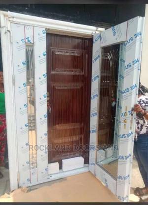Glass Door in Door | Doors for sale in Lagos State, Orile