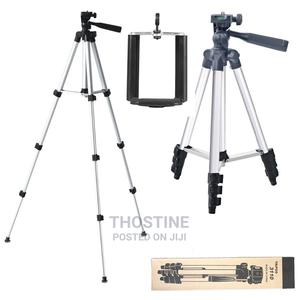 Tripod Stand Holder For Smartphone Camera   Accessories & Supplies for Electronics for sale in Lagos State, Ikeja