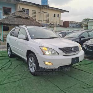 Lexus RX 2007 350 4x4 White | Cars for sale in Lagos State, Ilupeju