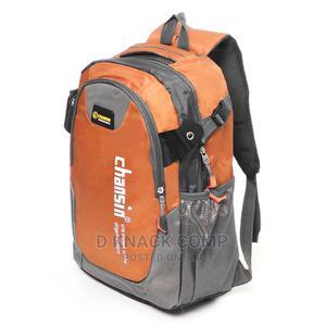 Waterproof School, Travel, Sport Backpack Bag -Orange   Bags for sale in Lagos State, Alimosho