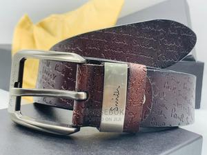 Paul Smith and Calvin Klein Double Sides Leather Belts | Clothing Accessories for sale in Lagos State, Lagos Island (Eko)