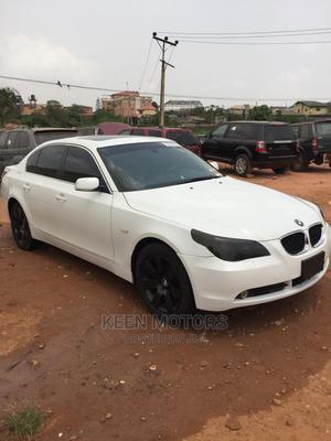 BMW 525i 2005 White   Cars for sale in Ogun State, Ado-Odo/Ota