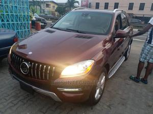 Mercedes-Benz M Class 2015 Red | Cars for sale in Lagos State, Surulere