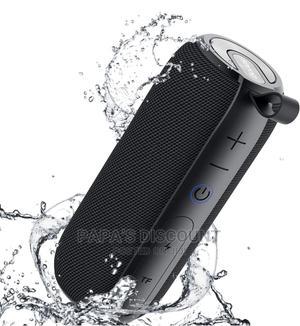 Portable Deep Bass (25W) IPX7 Waterproof Bluetooth Speaker | Audio & Music Equipment for sale in Lagos State, Ikeja