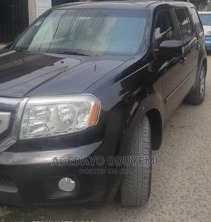 Honda Pilot 2012 Black   Cars for sale in Lagos State, Gbagada
