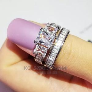 Exquisite Bridal Ring Set | Wedding Wear & Accessories for sale in Oyo State, Ibadan