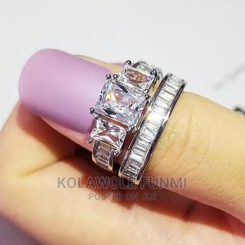 Exquisite Bridal Ring Set