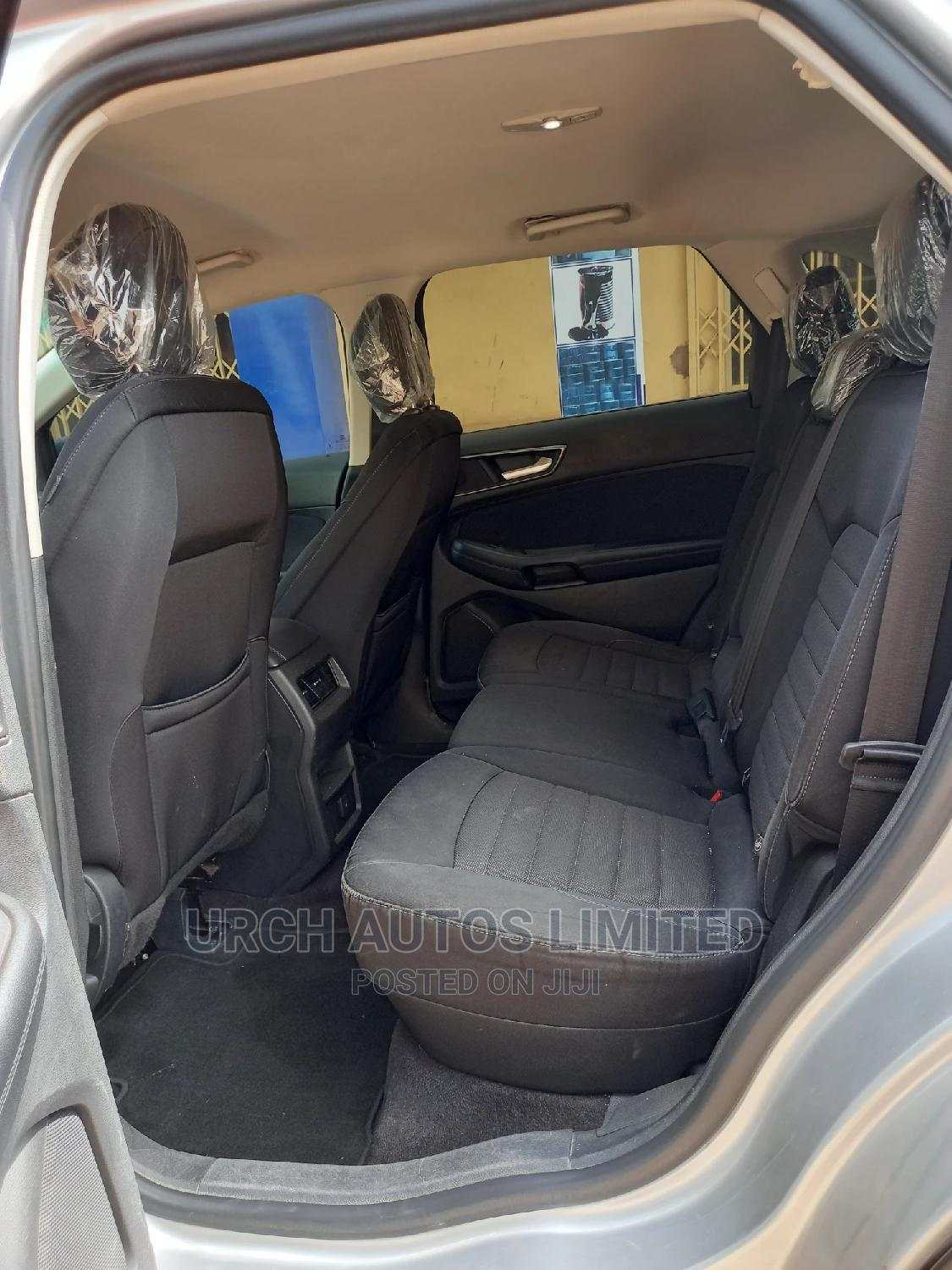 Ford Edge 2016 SE 4dr FWD (2.0L 4cyl 6A) Silver   Cars for sale in Katampe, Abuja (FCT) State, Nigeria