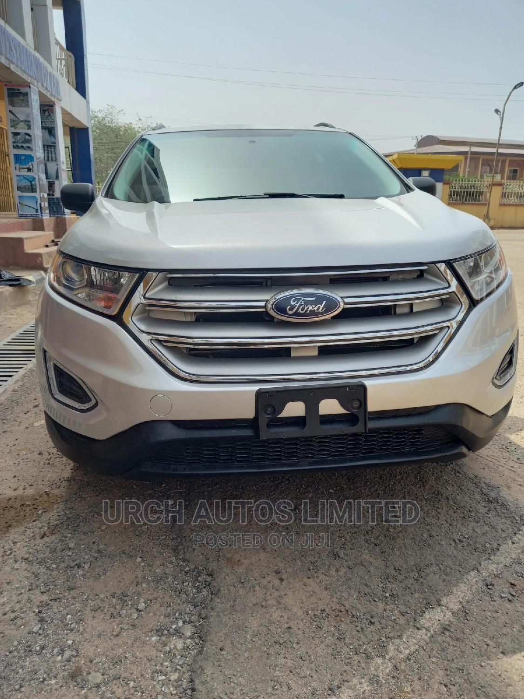 Ford Edge 2016 SE 4dr FWD (2.0L 4cyl 6A) Silver