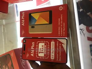 New Itel A16 Plus 8 GB Gold | Mobile Phones for sale in Oyo State, Ibadan