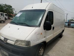 Peugeot Boxer 2004 White | Buses & Microbuses for sale in Lagos State, Ajah