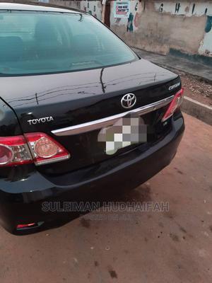 Toyota Corolla 2013 Black | Cars for sale in Kwara State, Ilorin West
