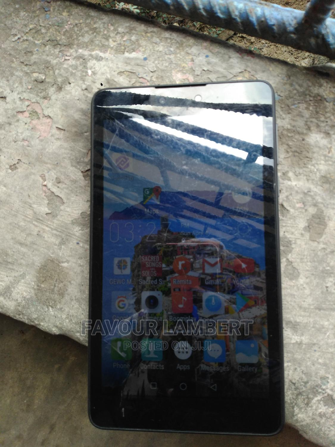 Archive: Tecno DroiPad 7D 16 GB Black