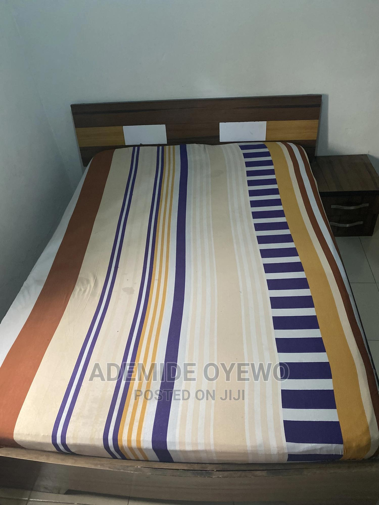 Bed Frame and Bed | Furniture for sale in Ikorodu, Lagos State, Nigeria