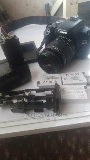 Canon EOS 600D | Photo & Video Cameras for sale in Edo State, Ikpoba-Okha
