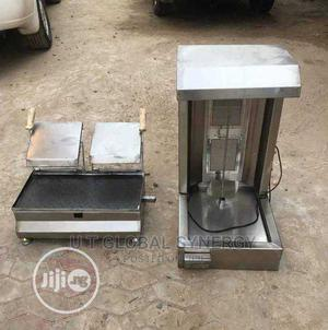 Quality Shawarma Grill and Toaster | Restaurant & Catering Equipment for sale in Lagos State, Ojo