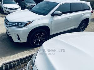 Toyota Highlander 2019 LE Plus White | Cars for sale in Lagos State, Victoria Island