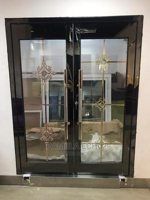 Swing Glass Door Rambo | Doors for sale in Abuja (FCT) State, Garki 1