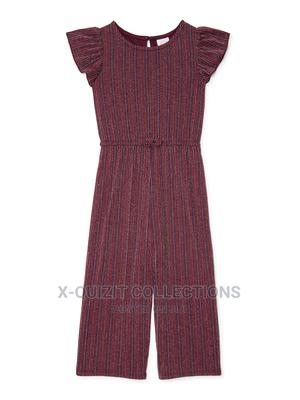 Girls Glittery Jumpsuit | Children's Clothing for sale in Lagos State, Surulere