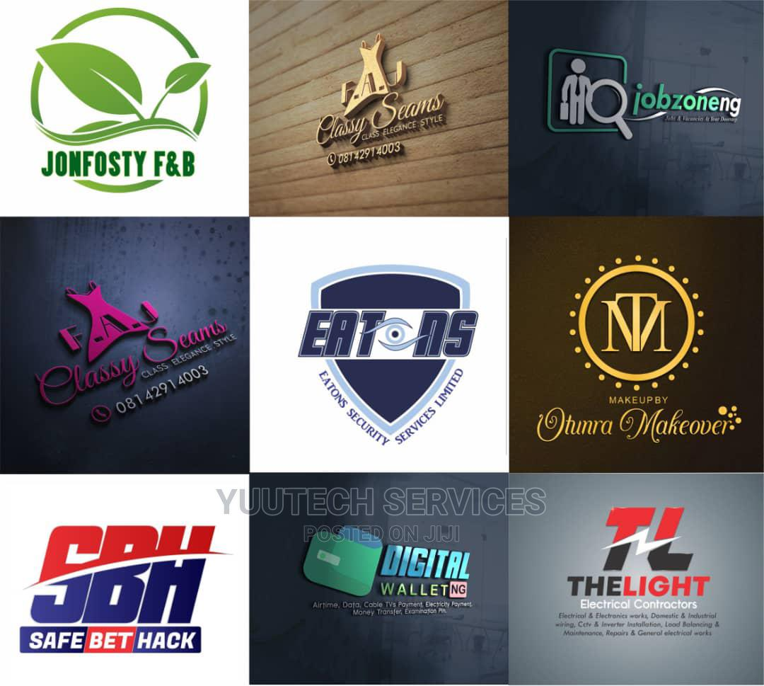 Logos and Graphics Design Services | Computer & IT Services for sale in Port-Harcourt, Rivers State, Nigeria