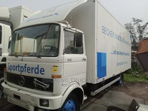 Mercedes Benz 813 Container Body Truck | Trucks & Trailers for sale in Lagos State, Apapa