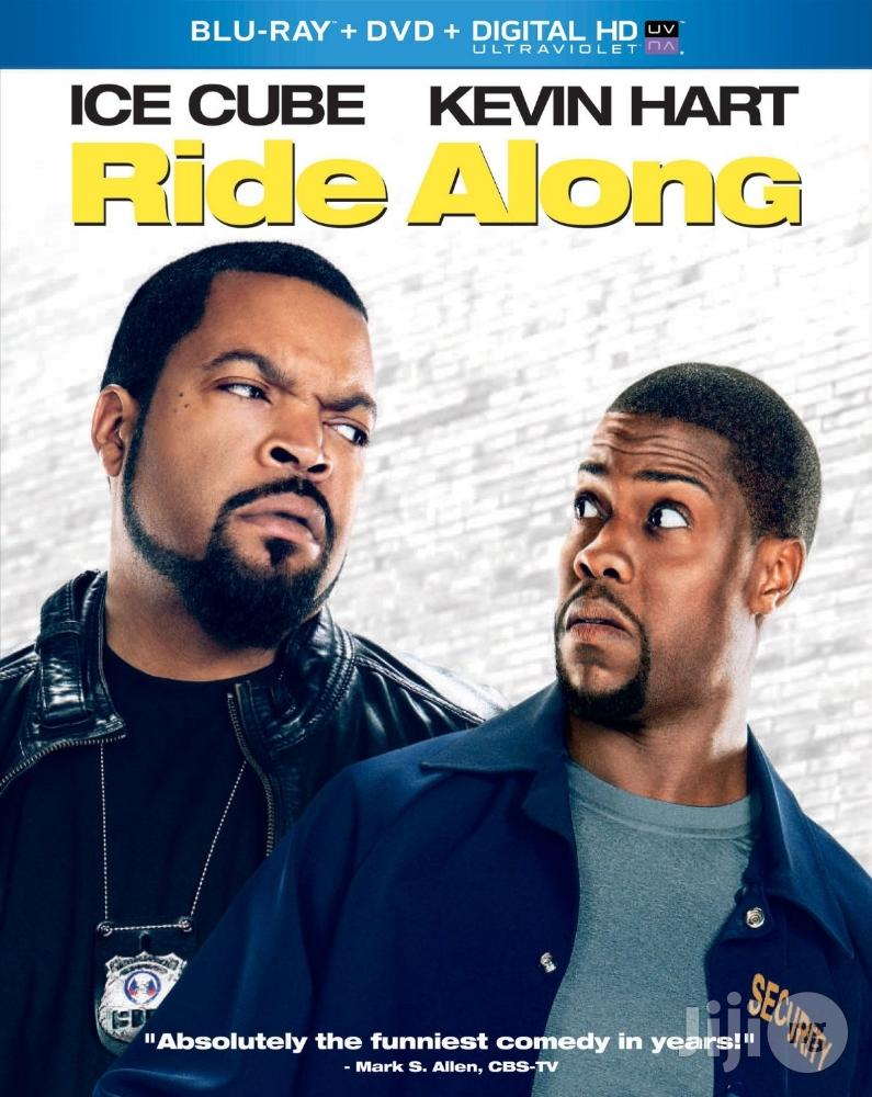Archive: Ride Along (Blu-ray + DVD + DIGITAL HD With Ultraviolet)