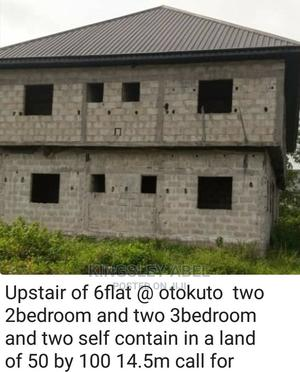 For Sale: Uncompleted Storey Building of 6 Flats | Houses & Apartments For Sale for sale in Delta State, Warri