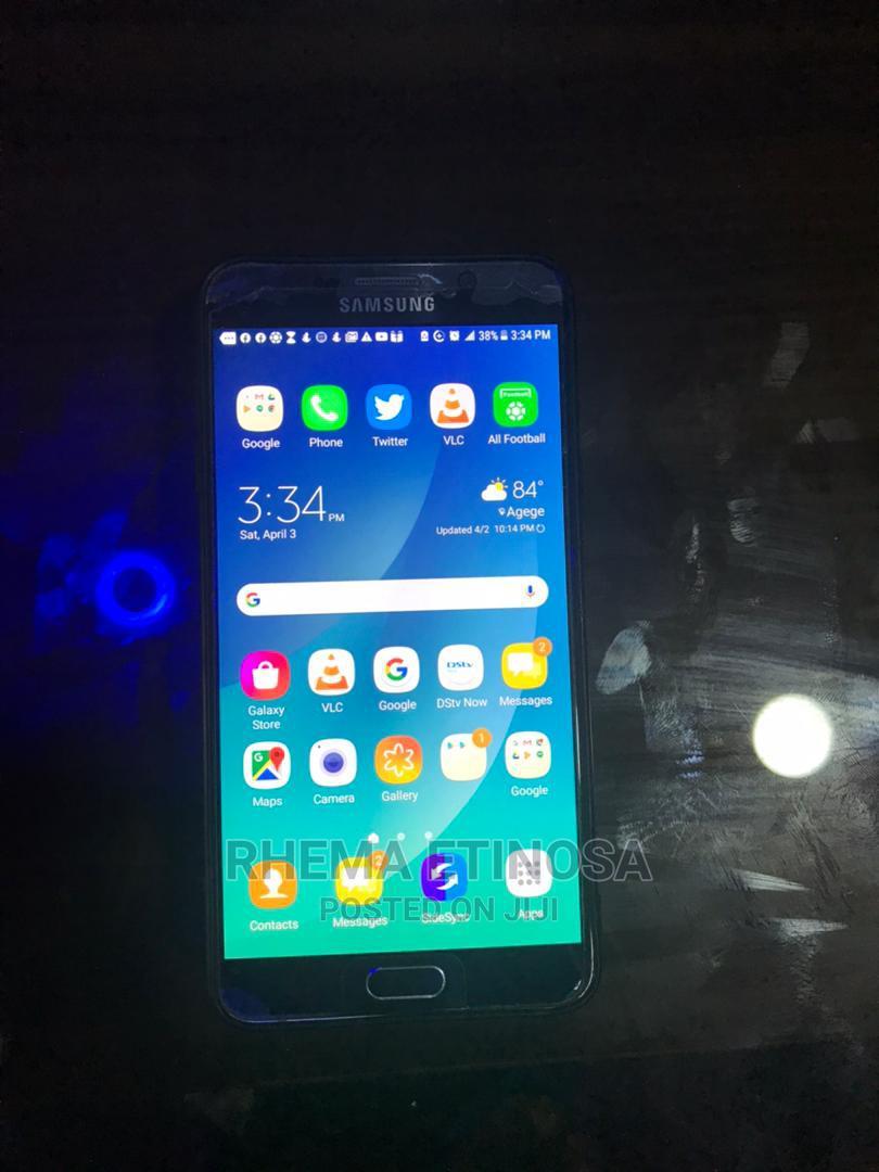 Archive: Samsung Galaxy Note 5 32 GB Black