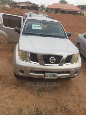 Nissan Pathfinder 2015 Silver | Cars for sale in Ekiti State, Ido-Osi