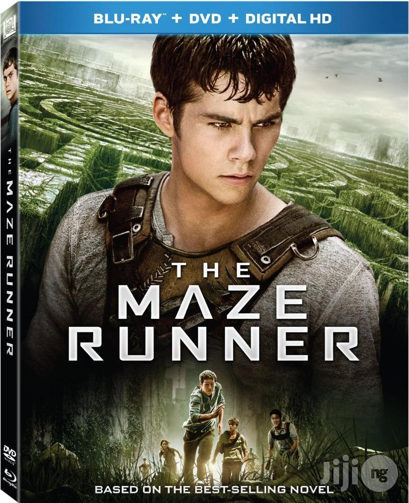 Archive: BRAND NEW The Maze Runner [Blu-ray][ULTRA HD]
