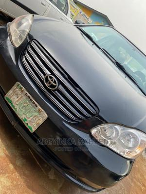 Toyota Corolla 2004 LE Black   Cars for sale in Lagos State, Alimosho