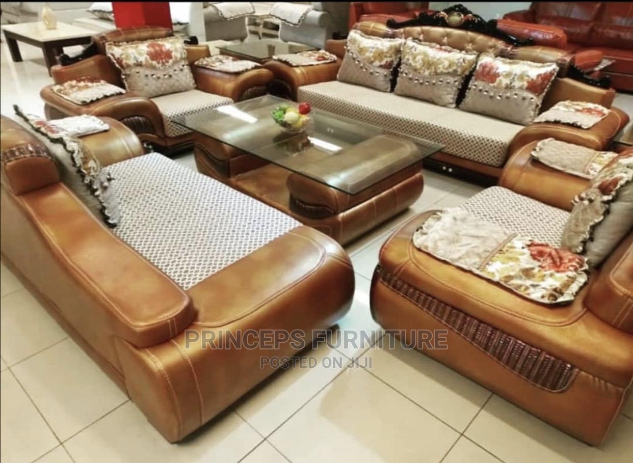 Archive: Imported Classic Sets of Sofas With Center Table