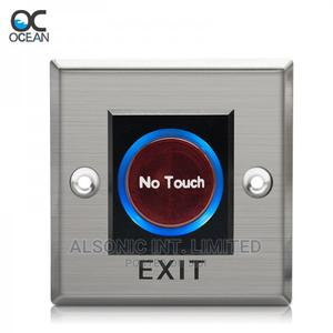 Non Contact Exit Button With LED for Access Control System | Security & Surveillance for sale in Abuja (FCT) State, Wuse