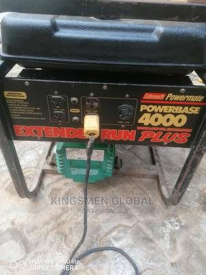 5kva Tokunbo Generator From Germany | Electrical Equipment for sale in Lagos State, Ikorodu