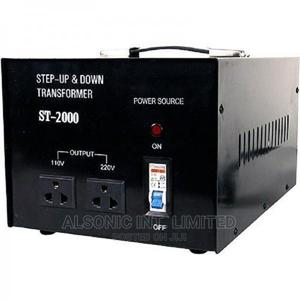2000w Step Up and Down Transformer | Computer Accessories  for sale in Abuja (FCT) State, Wuse