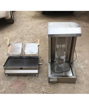 Shawarma Grill and Toaster | Restaurant & Catering Equipment for sale in Lagos State, Ajah