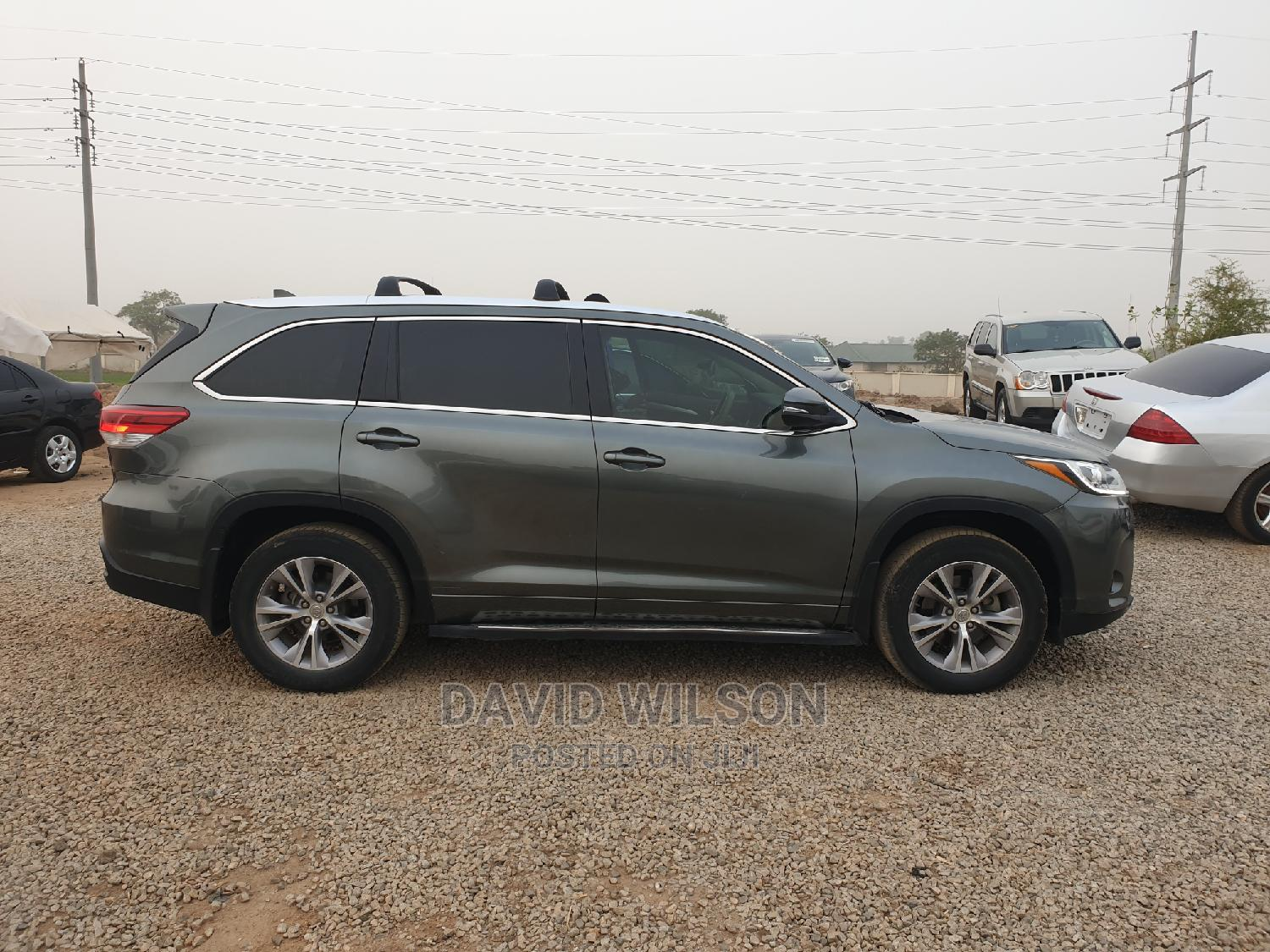 Toyota Highlander 2015 Green | Cars for sale in Lugbe District, Abuja (FCT) State, Nigeria