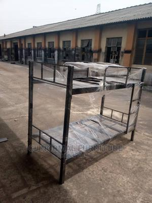 Metal Bunk Bed Bolts/ Nuts Design | Furniture for sale in Lagos State, Agbara-Igbesan
