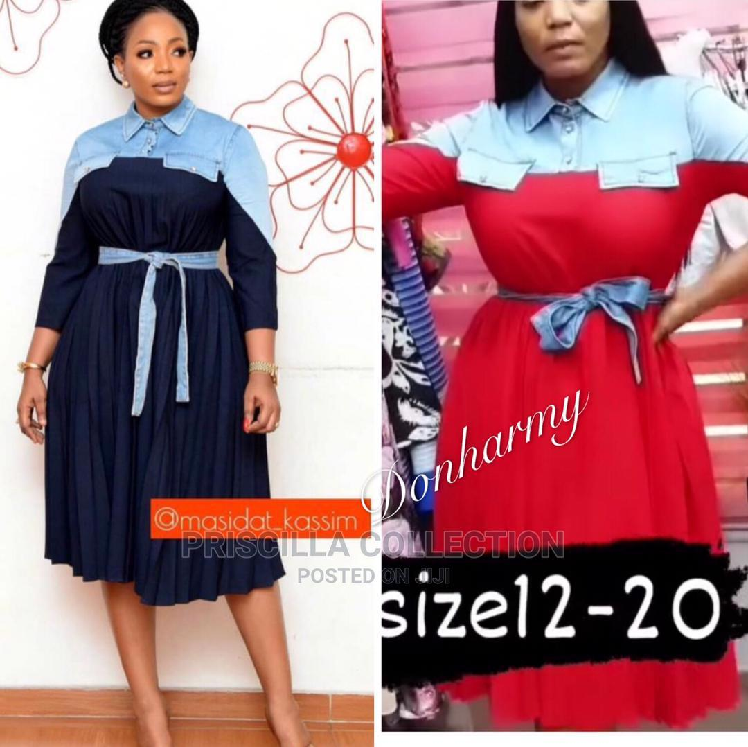 Trendy Quality Gown for Classy Ladies   Clothing for sale in Ojo, Lagos State, Nigeria