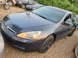Honda Accord 2007 2.0 Comfort Gray | Cars for sale in Abuja (FCT) State, Gwarinpa