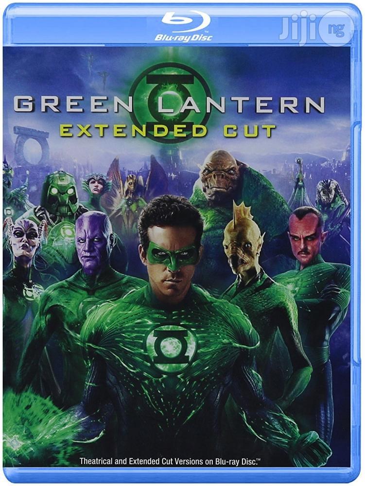 Brand New Blu Ray Green Lantern 3D