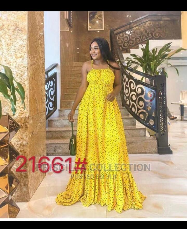 Gorgeous Long Dress for Sexy Ladies | Clothing for sale in Port-Harcourt, Rivers State, Nigeria