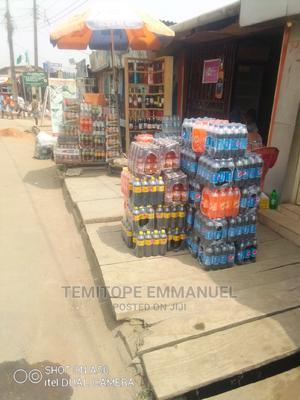 Commercial Full Plot of Land Wit Shop on Major Akowonjo Road   Commercial Property For Sale for sale in Lagos State, Alimosho