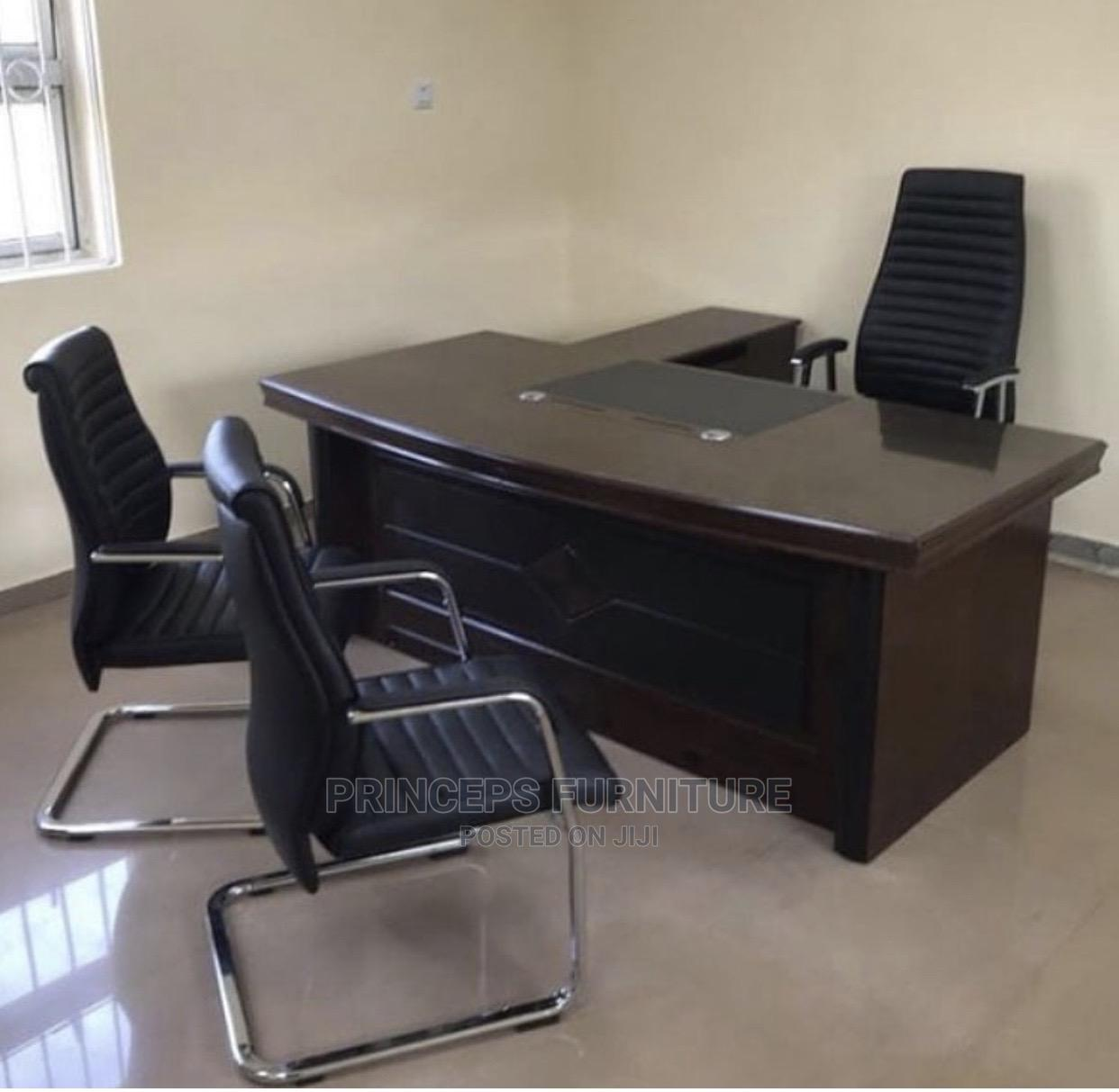 Archive: Imported Classic Executive Office Sets and Chair