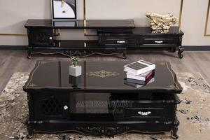 Classic Center Table With Tv Bench | Furniture for sale in Lagos State, Ajah