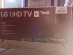LG 65 Inches Smart LED TV | TV & DVD Equipment for sale in Lagos State, Maryland